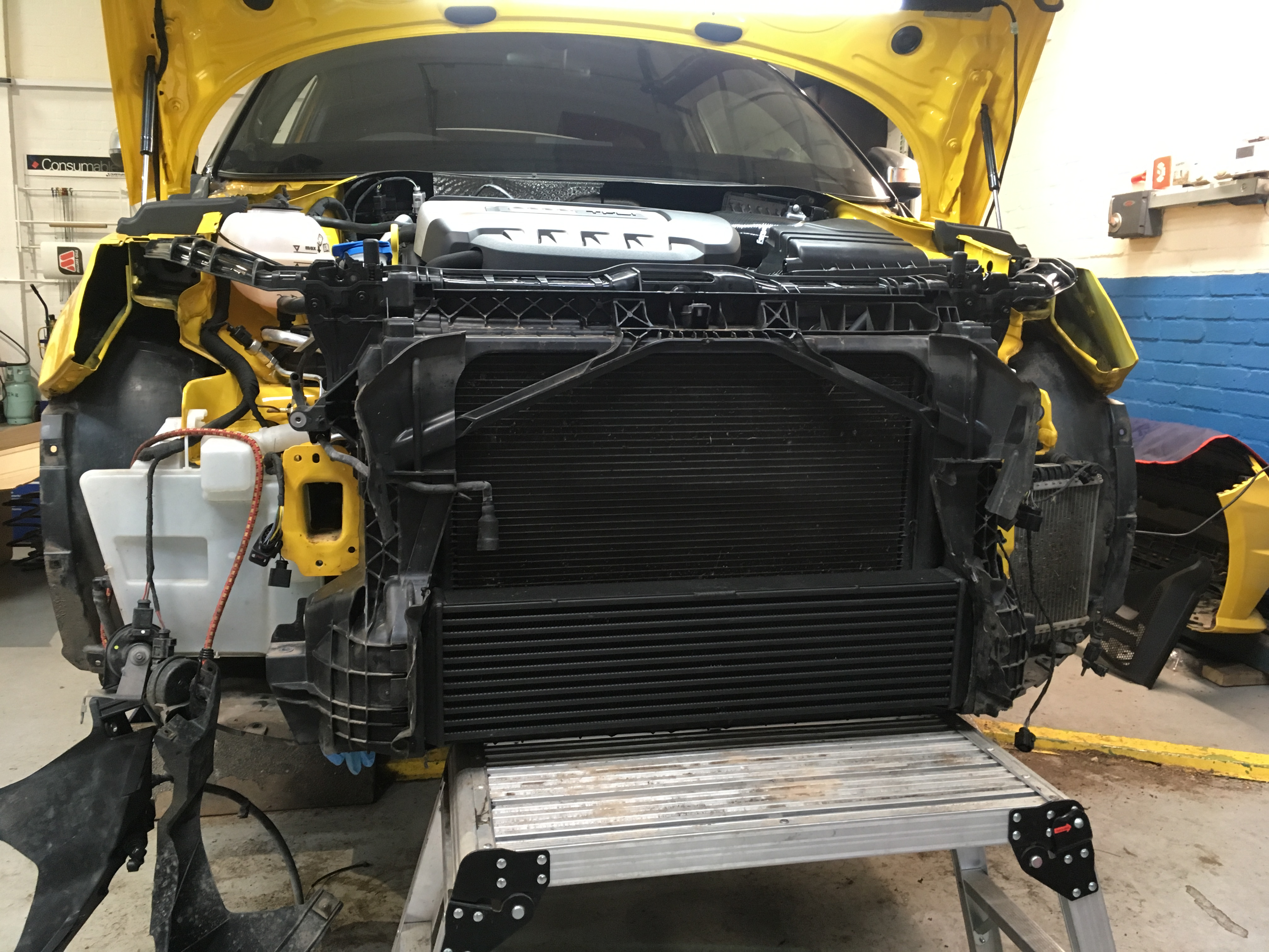 Audi Specialist Tuning Hereofrd
