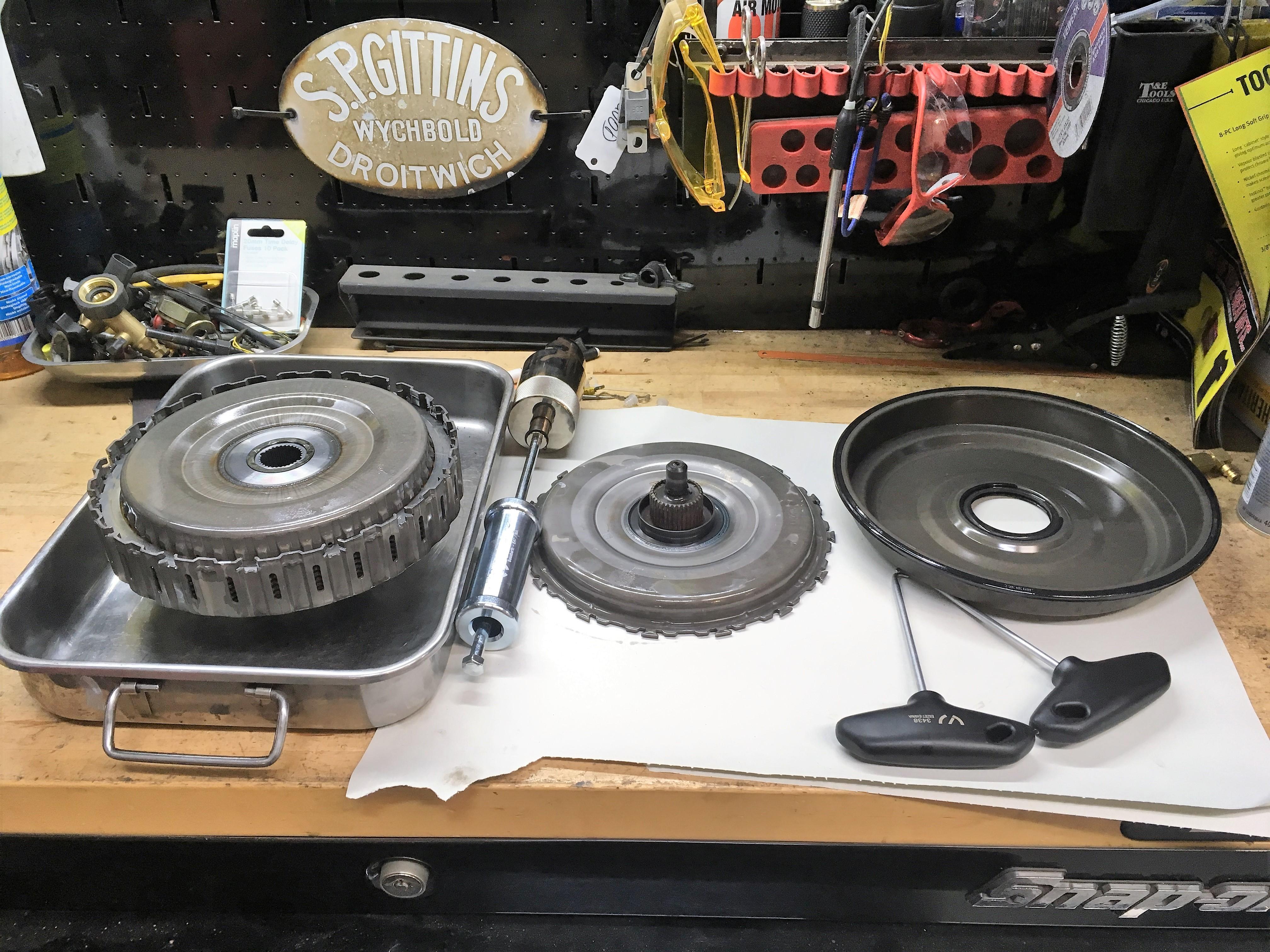 VW Audi DSG repair Hereford