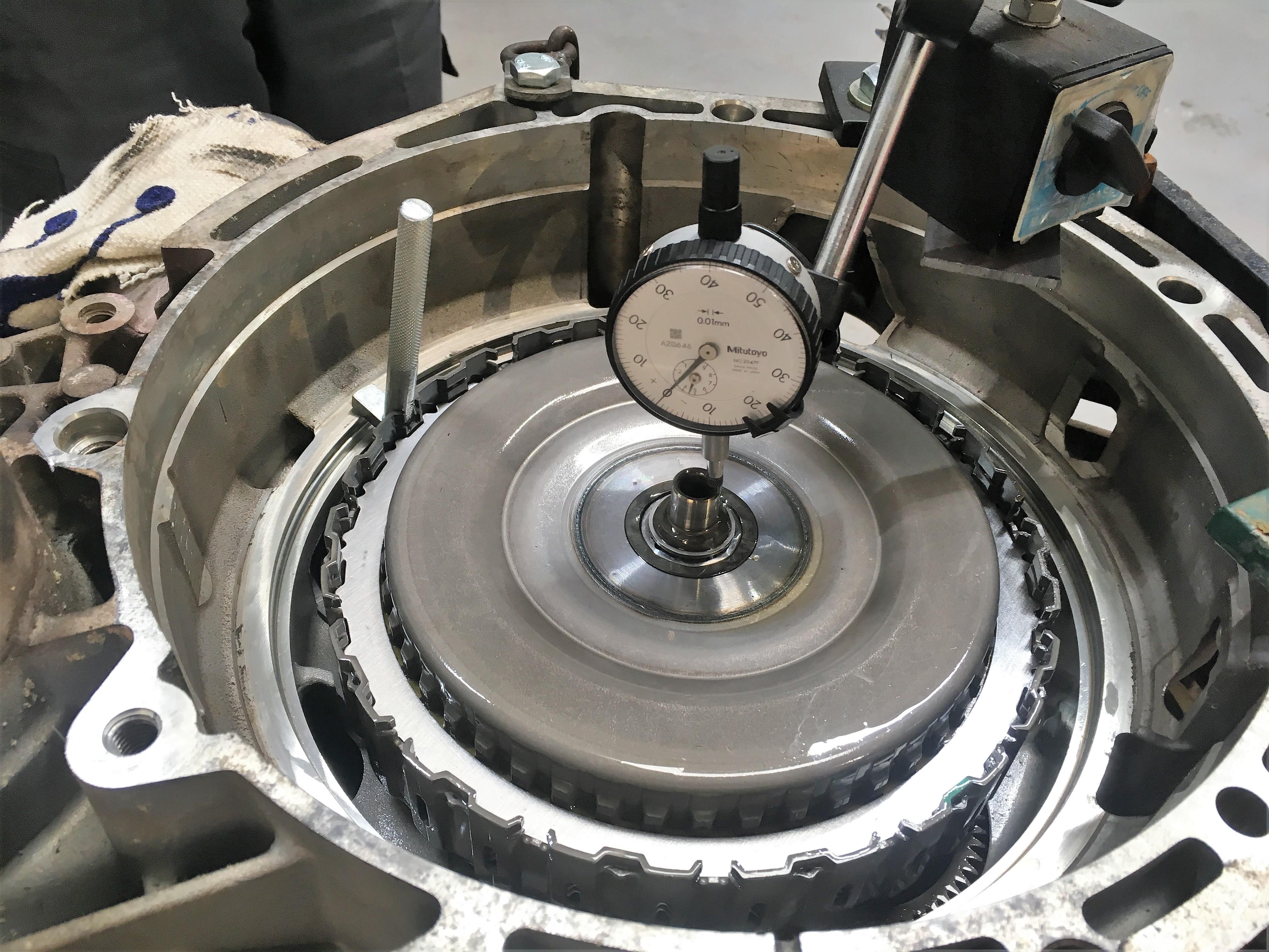 VW Audi DSG clutch replacement