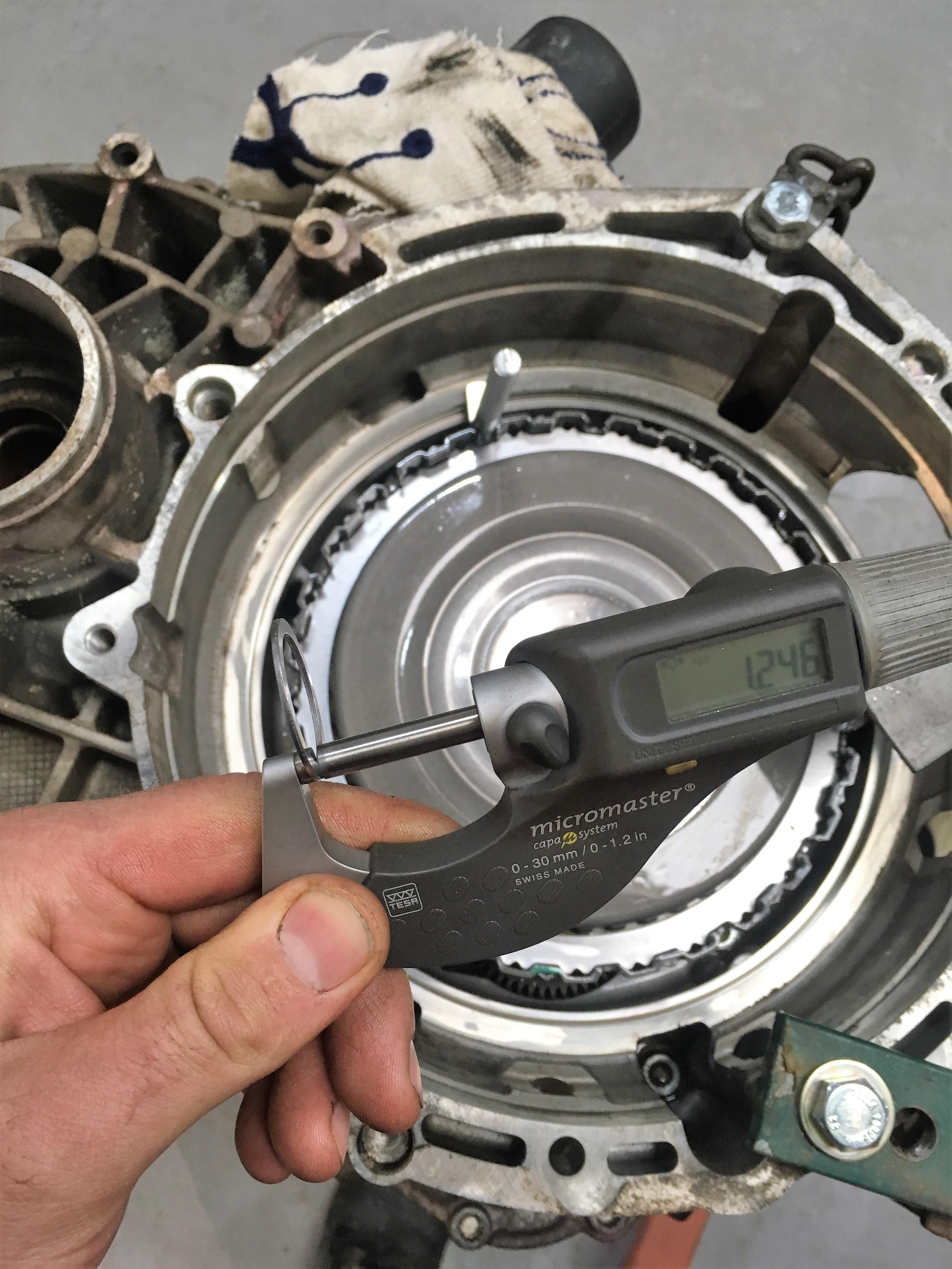 VW Audi DSG repairs clutch replacement Skoda Seat
