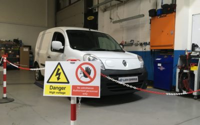 Hybrid and Electric vehicle, high voltage system repairs.