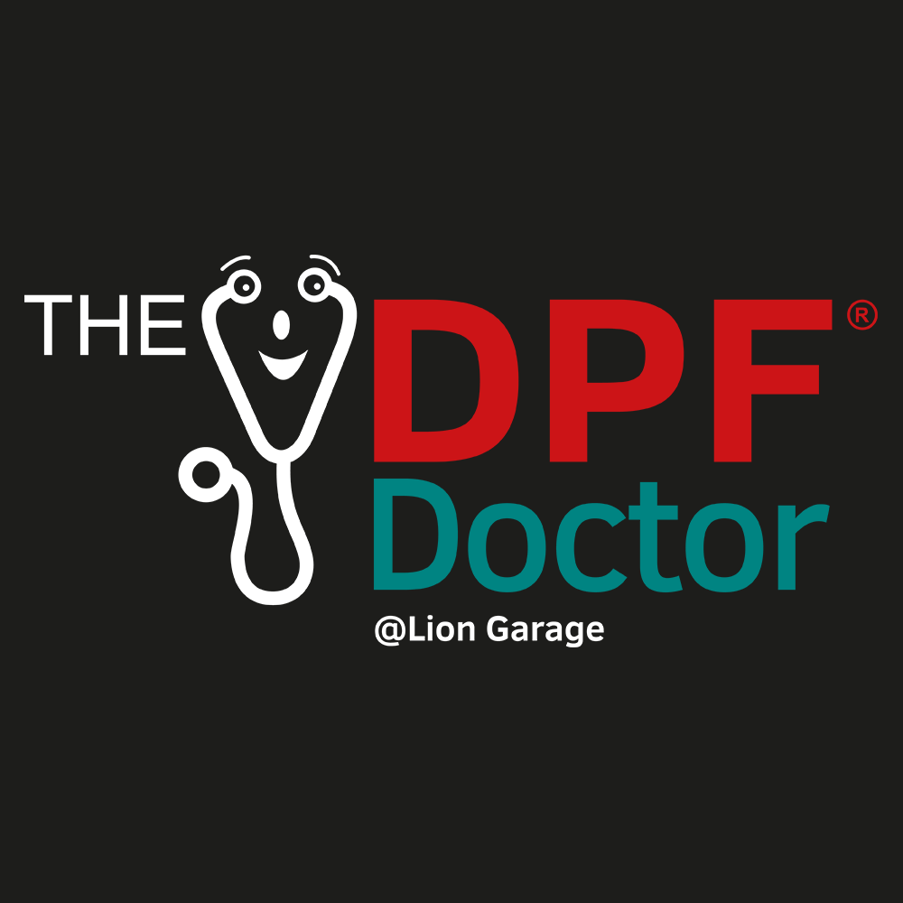 The DPF Doctor @ Lion Garage.